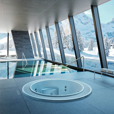 Hot Tub MySpa-of 210