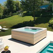 Hot Tub Seaside 641
