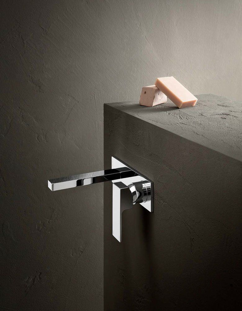 fantini mixer faucet bathroom plano basin faucets set wall mount