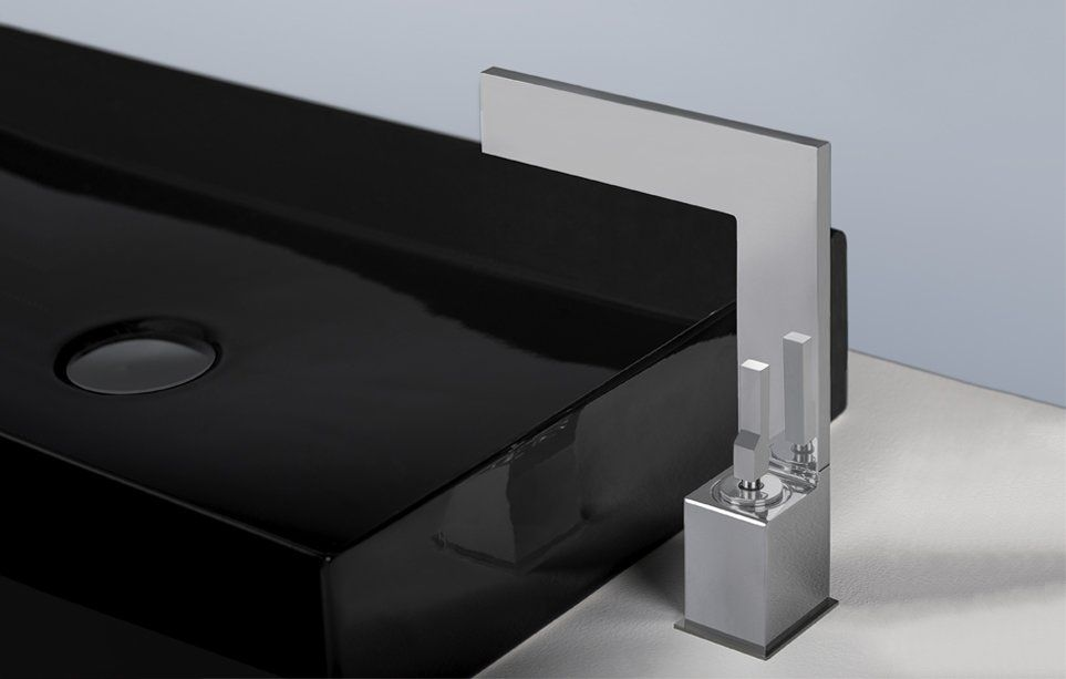 ritmonio mischbatterien mischbatterie tetris b designbest. Black Bedroom Furniture Sets. Home Design Ideas