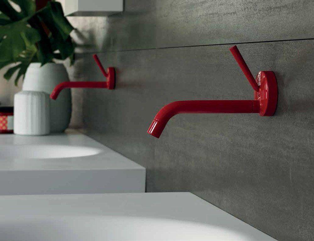 Miscelatore Isy Stick Colorato da Zucchetti   Designbest