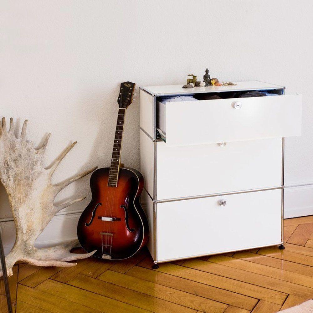 usm containerm bel aufbewahrungsm bel usm haller b. Black Bedroom Furniture Sets. Home Design Ideas