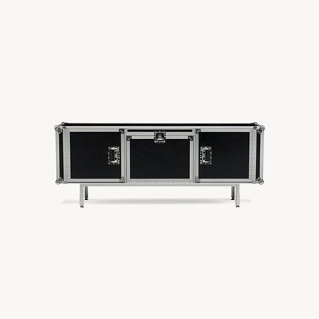 Buffet Total Flightcase