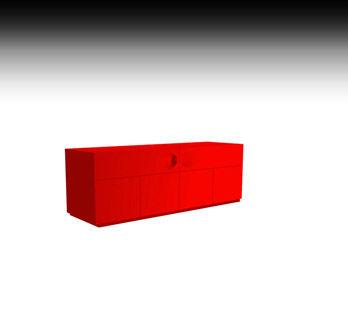 Aufbewahrungsmöbel 01 Storage Unit