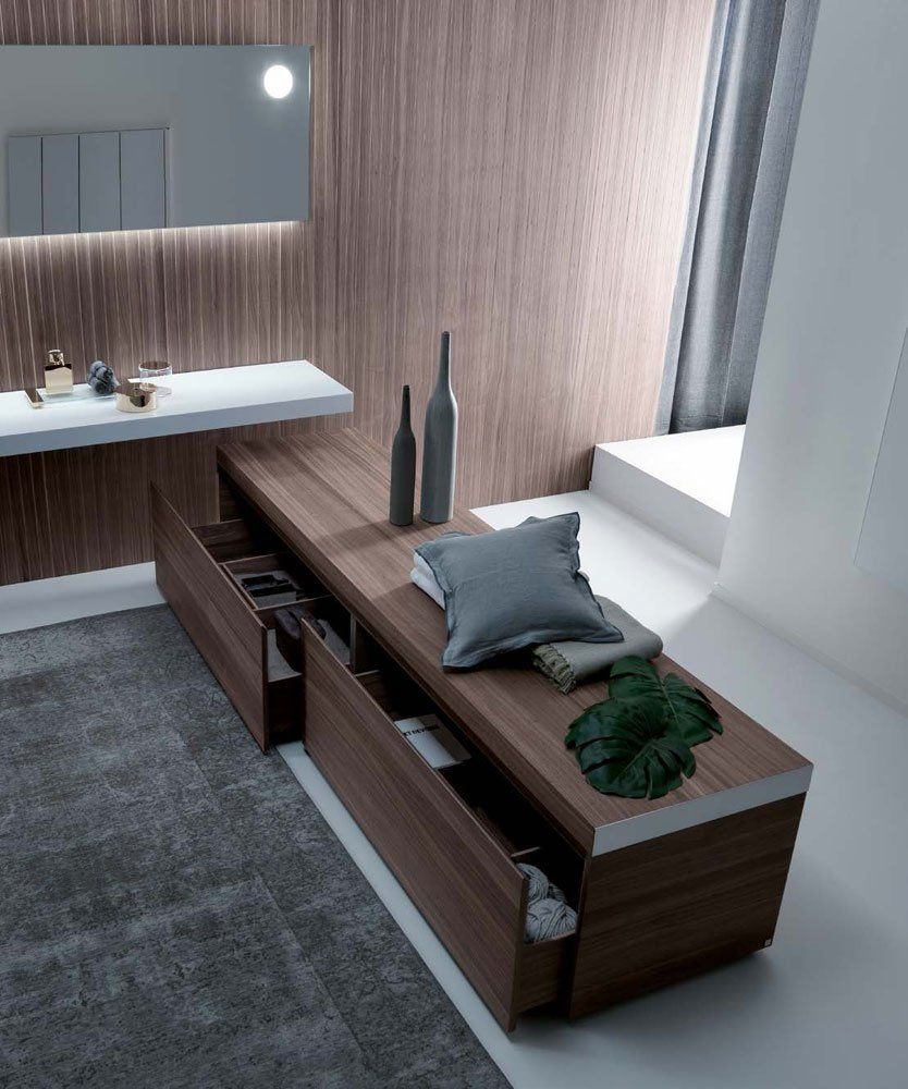 Falper Waschtischmöbel Kombination Viaveneto | Designbest