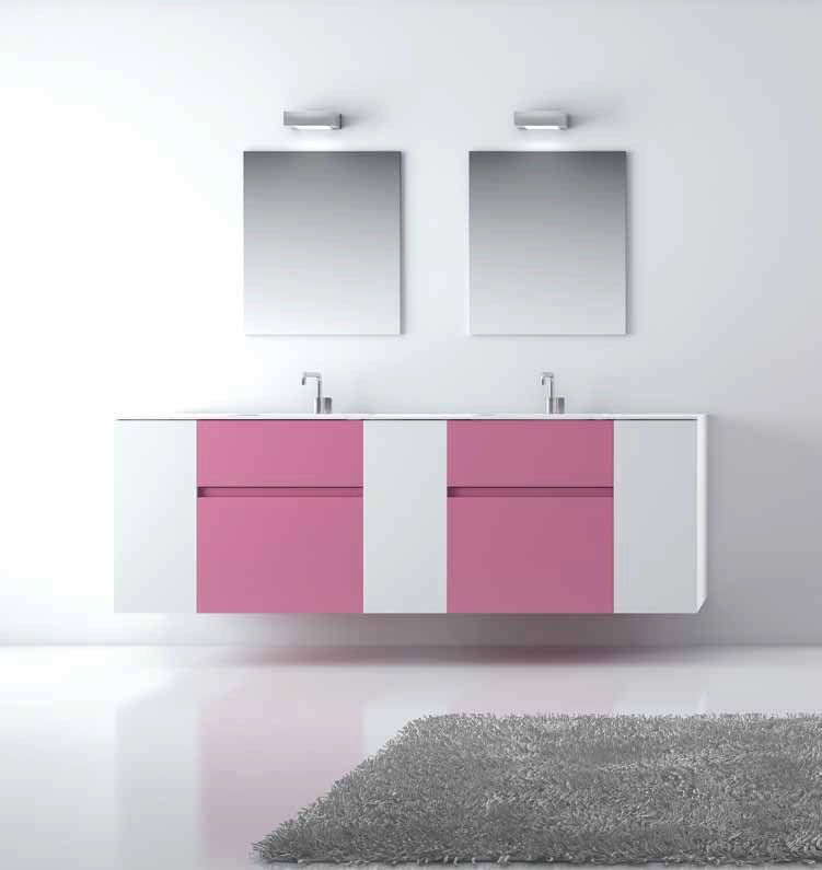 Washbasin Cabinets: Bathroom Series Modular by Cosmic