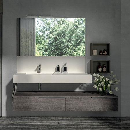 Mobili con lavabo berloni bagno arredo bagno catalogo for Arredo bagno berloni