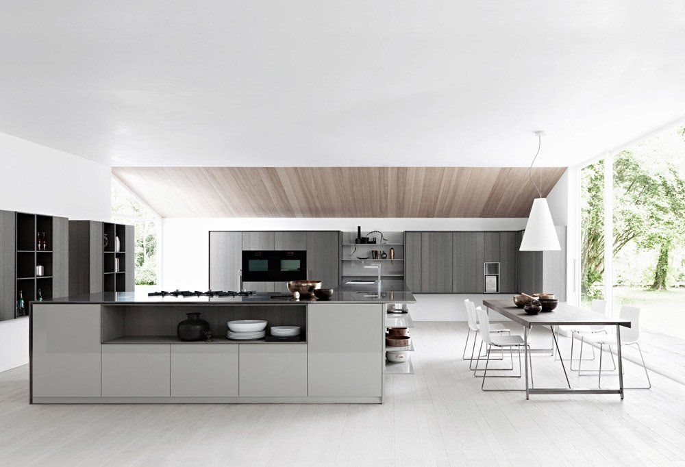 Kitchen Kalea [b] Design Gian Vittorio Plazzogna, 2011