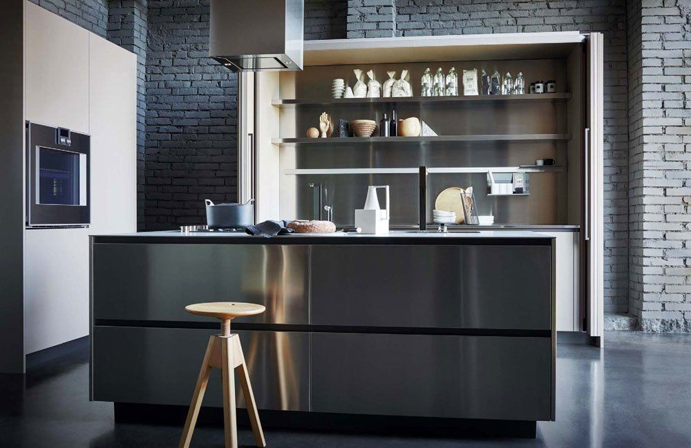 Charmant Kitchen Maxima 2.2 [b] Design Gian Vittorio Plazzogna, 2015
