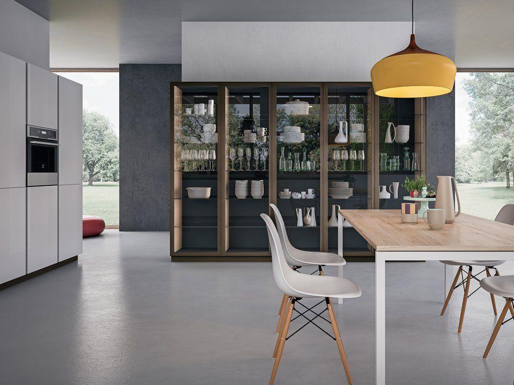 gd arredamenti k chenm bel k che space profile c a designbest. Black Bedroom Furniture Sets. Home Design Ideas