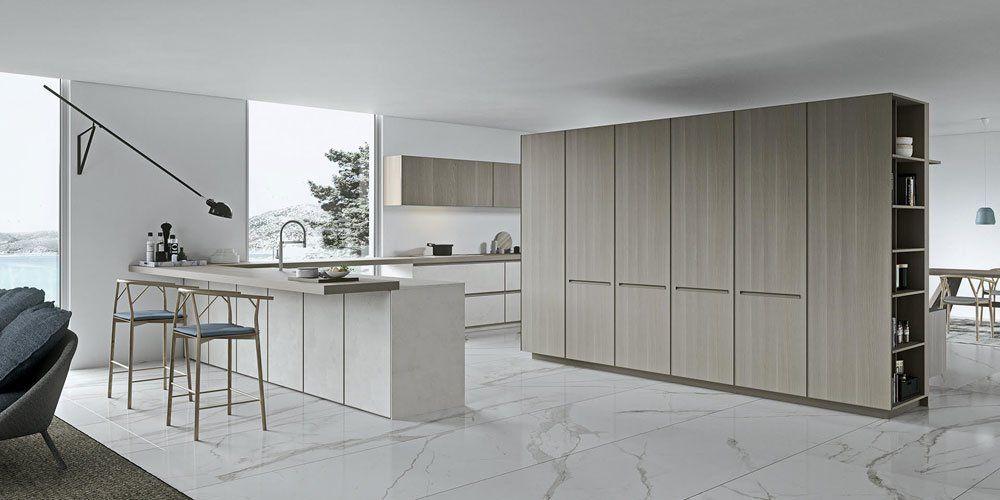 Cucina Frame 2.1 da Copat Life | Designbest