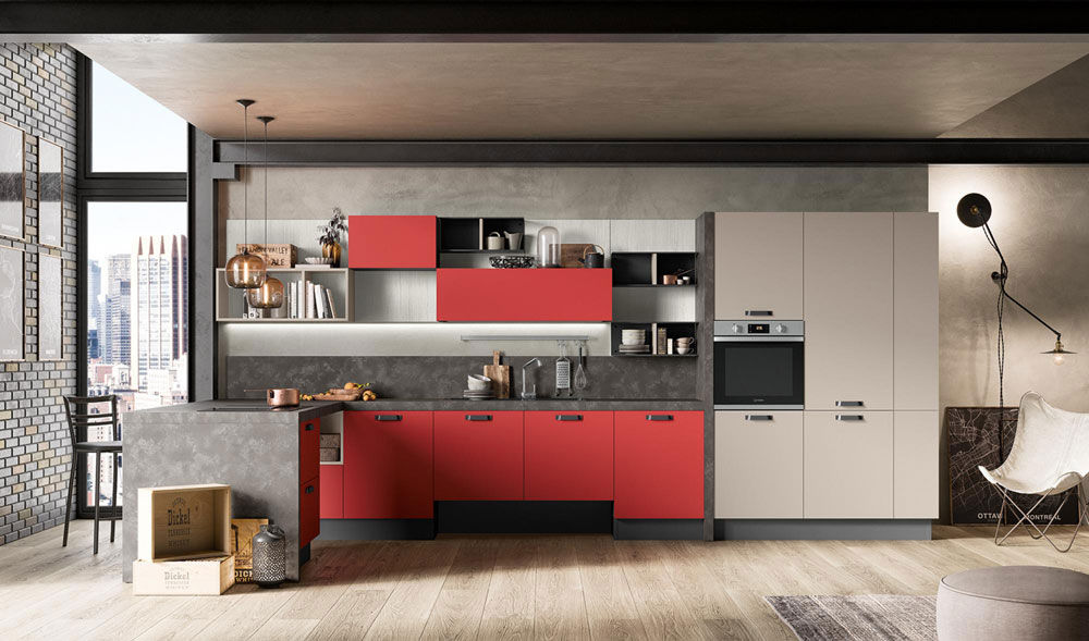 Cucina Quadra da Colombini | Designbest