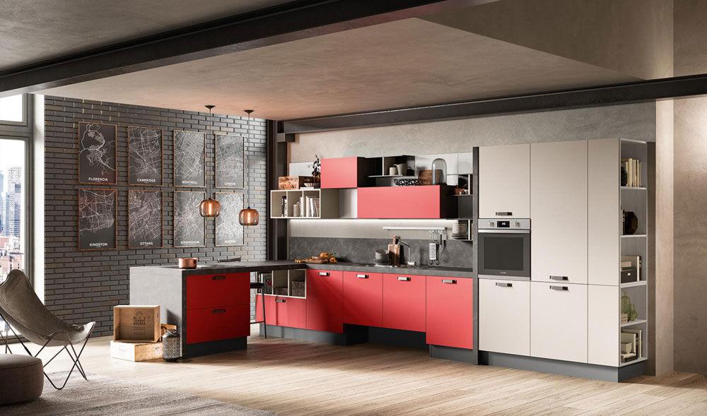 Cucina Quadra Da Colombini Designbest