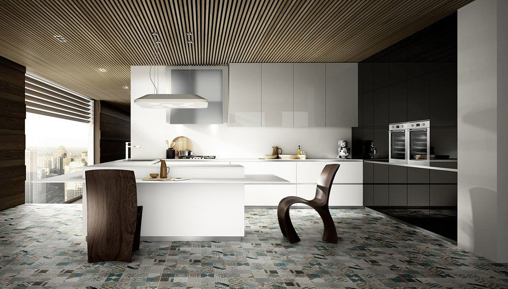Cucina Mood [B] da Composit | Designbest