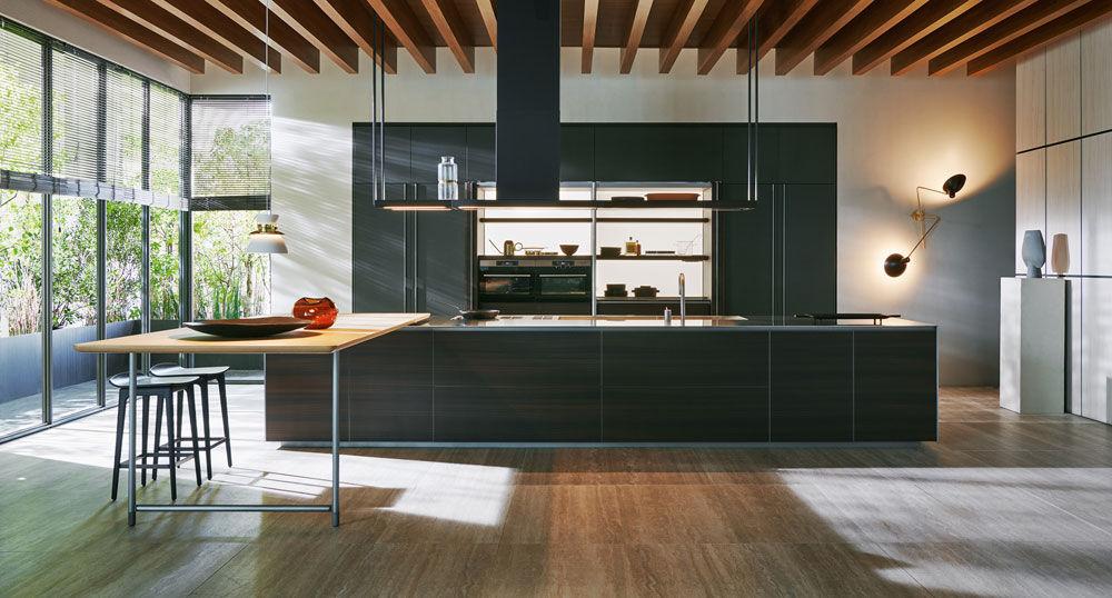 Cucina Hi-Line 6 Frame Door