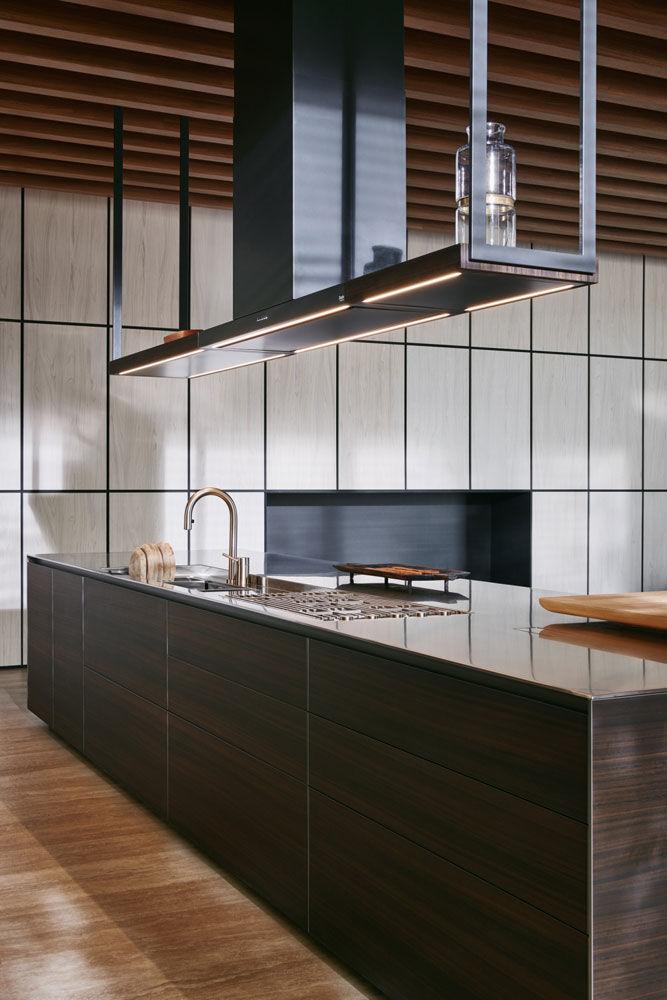 Dada Küchenmöbel Küche Hi-Line 6 Frame Door | Designbest