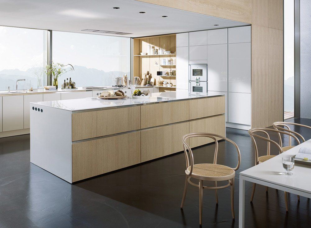 Modular Kitchens Kitchen S2 By Siematic, Siematic Kitchen Cabinet Dimensions