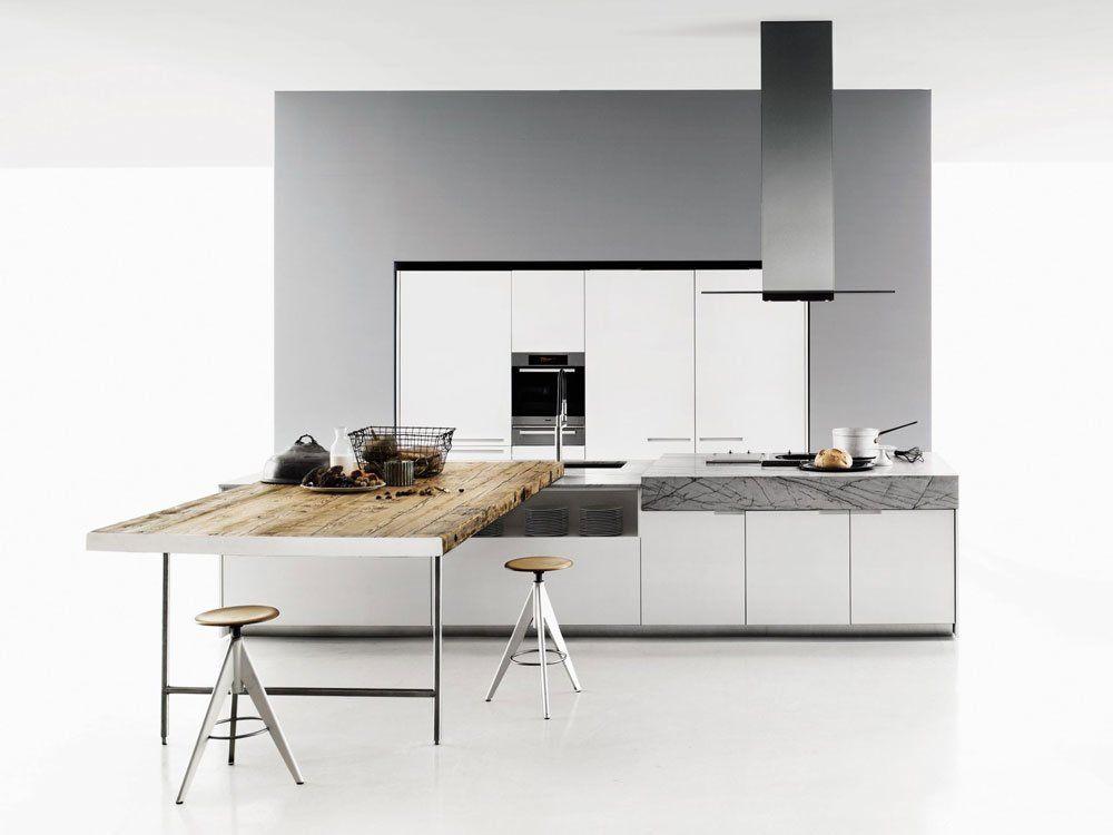 Boffi - Kitchens Küchenmöbel Küche Duemilaotto | Designbest