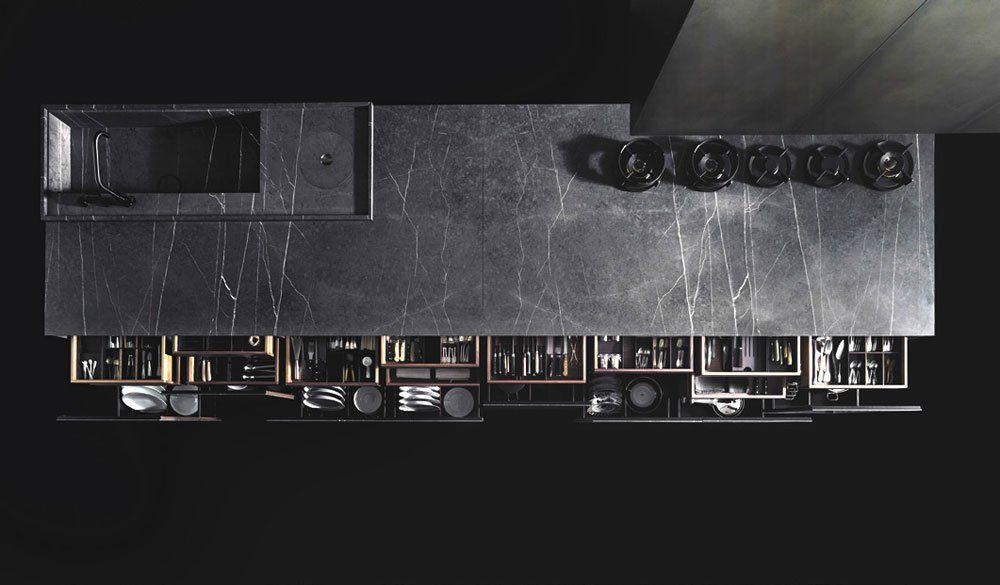 Boffi kitchens k chenm bel k che boffi code designbest for Designbest outlet