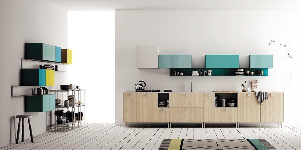 Cucina Fjord [B] da Doimo Cucine | Designbest