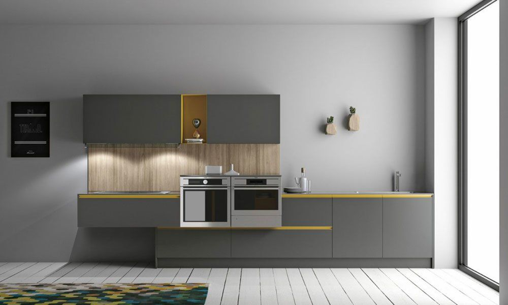 Cucina Cromatika [B] da Doimo Cucine   Designbest