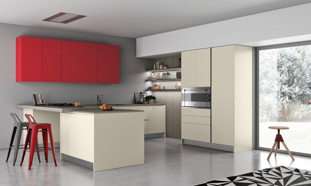 Cucina Cromatika [C] da Doimo Cucine | Designbest