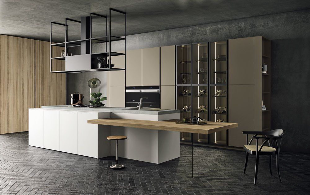 Cucina Style [B] da Doimo Cucine | Designbest