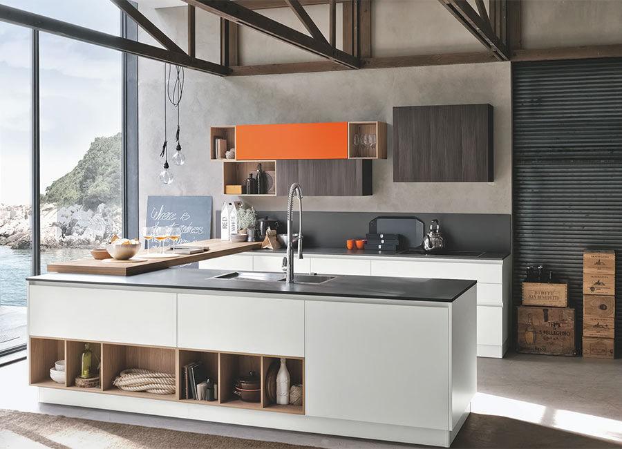 Cucina Replay [B] da Stosa | Designbest