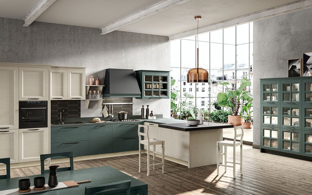 Cucina Beverly [A] da Stosa | Designbest