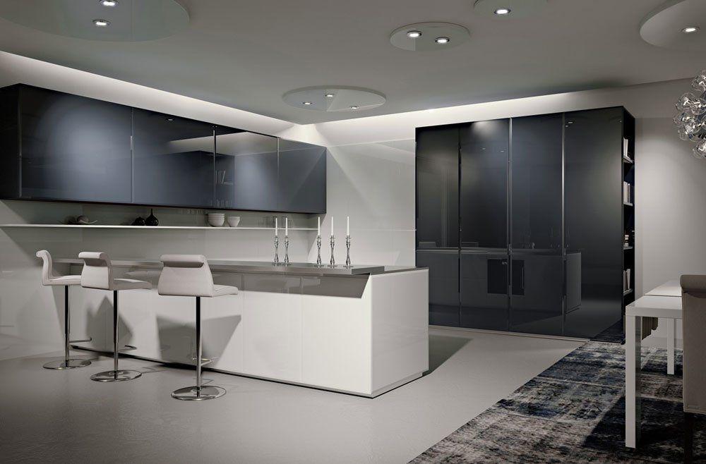 Cucina Conchiglia [B] da Scic | Designbest