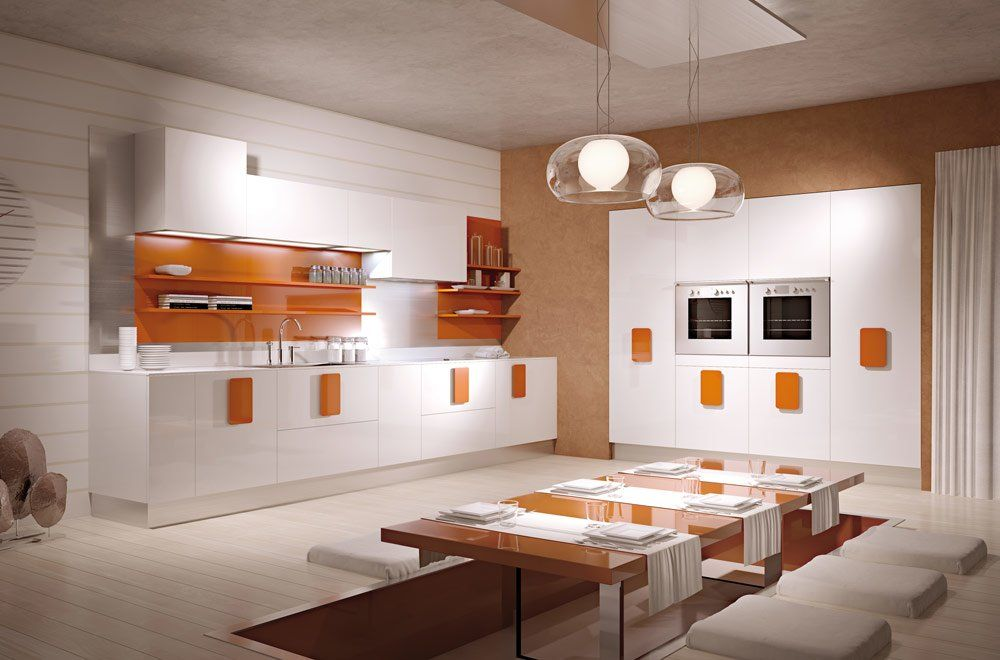 Cucina Solobianco da Scic | Designbest