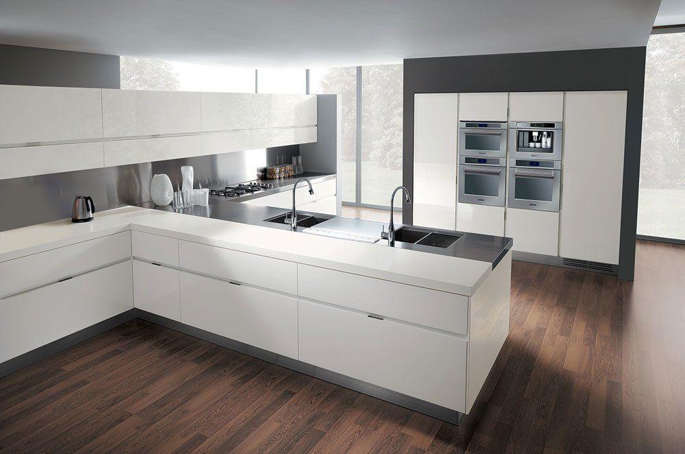 Cucina Elektra [A] da Ernestomeda | Designbest