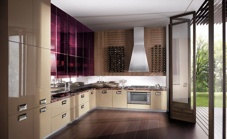 Cucina Barrique [B] da Ernestomeda | Designbest