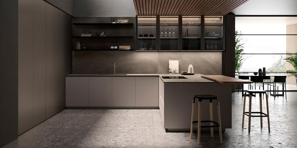 Ernestomeda Küchenmöbel Küche One [B] | Designbest