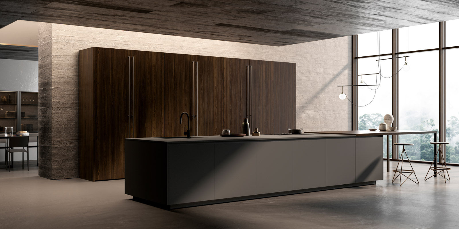 Ernestomeda Küchenmöbel Küche One [C]   Designbest