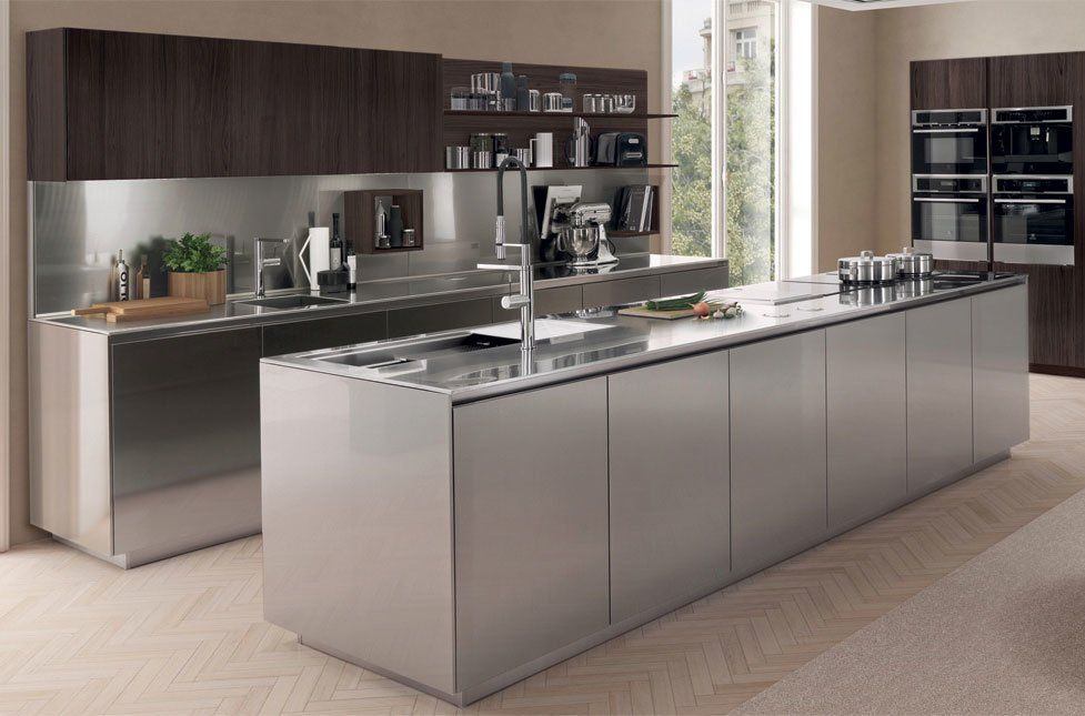 Cucina Free Steel Multisystem