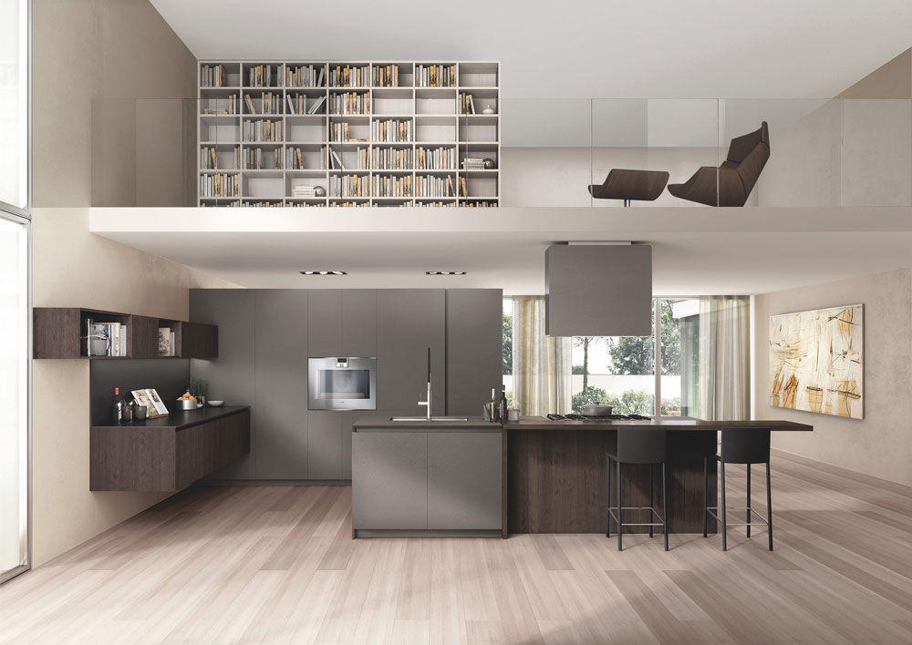 Cucina Filoantis33 [B] da Euromobil | Designbest