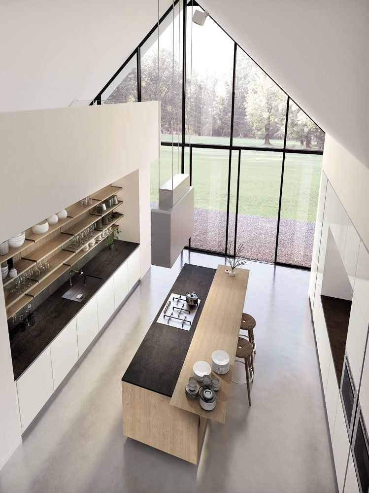 Cucina Lain da Euromobil | Designbest