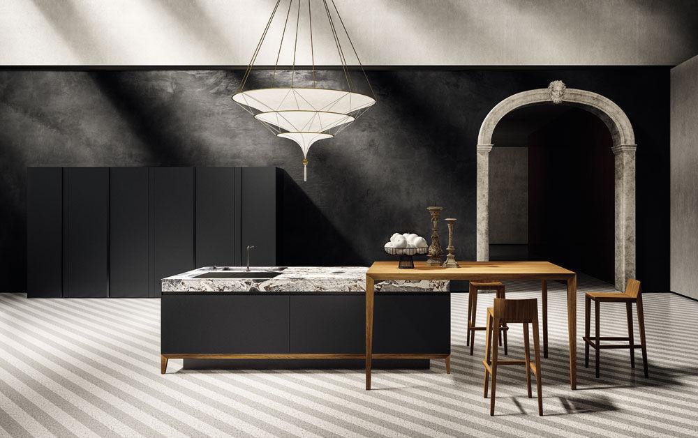 Cucina SEI da Euromobil | Designbest