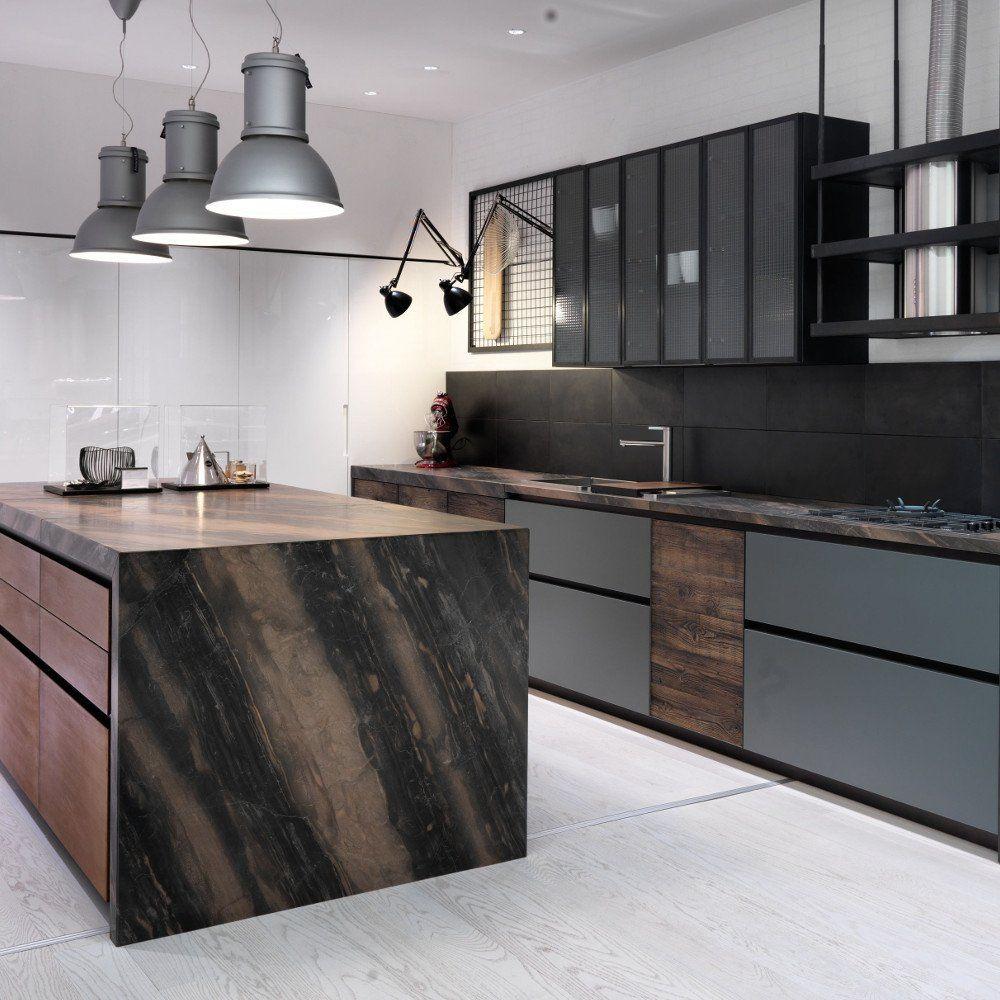 Cucina Factory [B] da Aster Cucine | Designbest