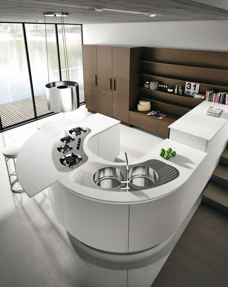 Cucina Samina [B] da Gatto Cucine | Designbest