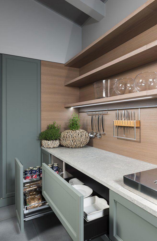 Cucina Aeterna Contemporary