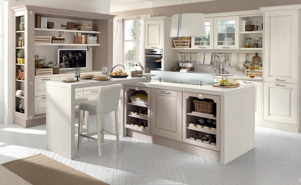 Awesome Cucina Laura Lube Pictures - Ideas & Design 2017 ...