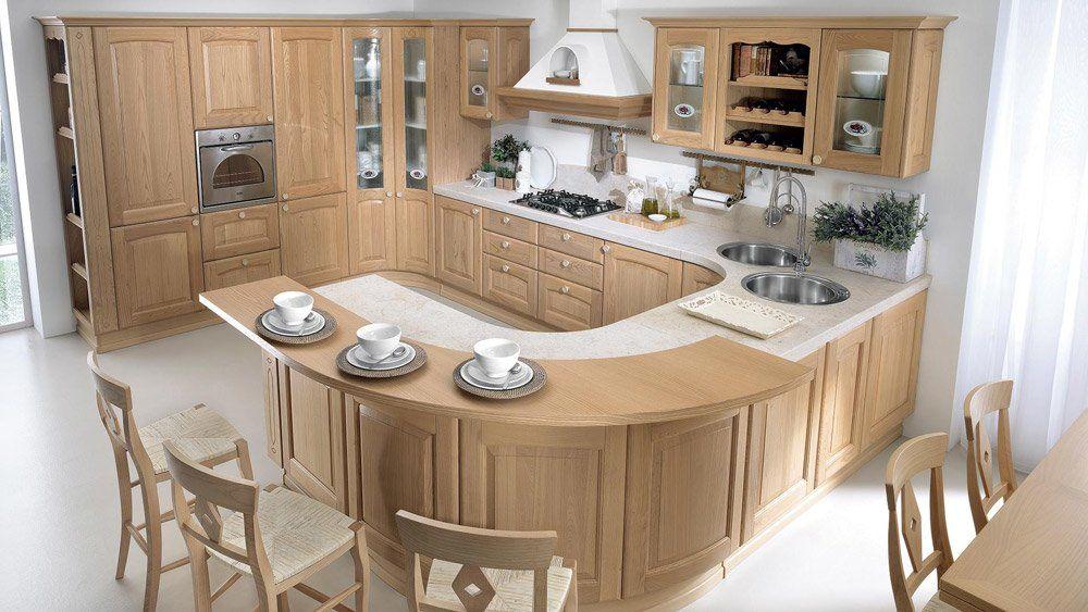 Cucina Veronica [B] da Lube Cucine | Designbest
