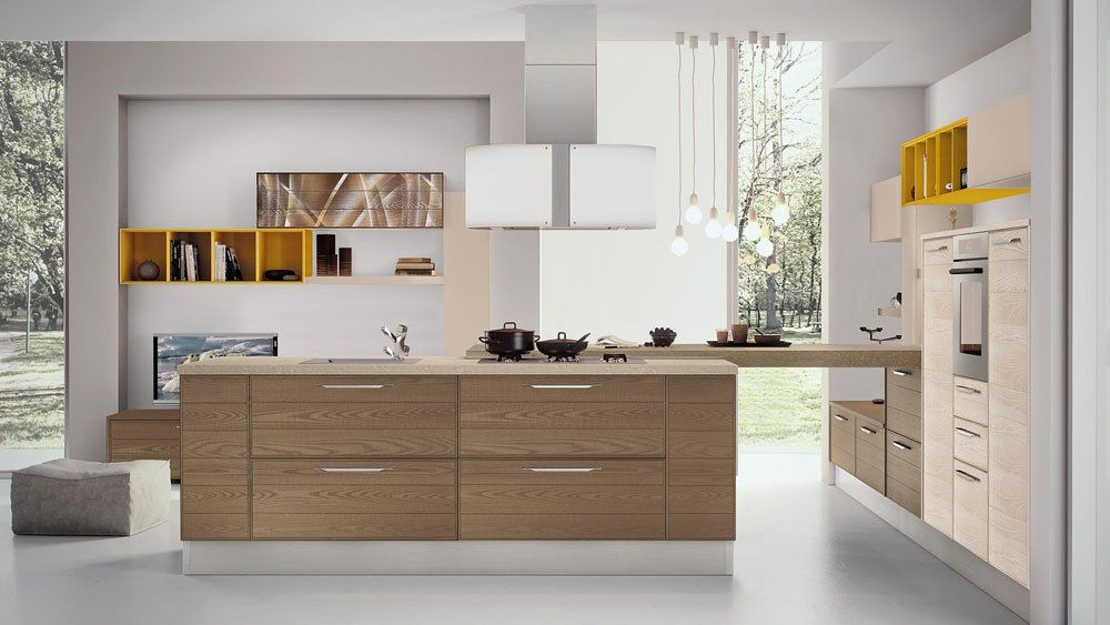 Cucina Adele Project [B] da Lube Cucine | Designbest