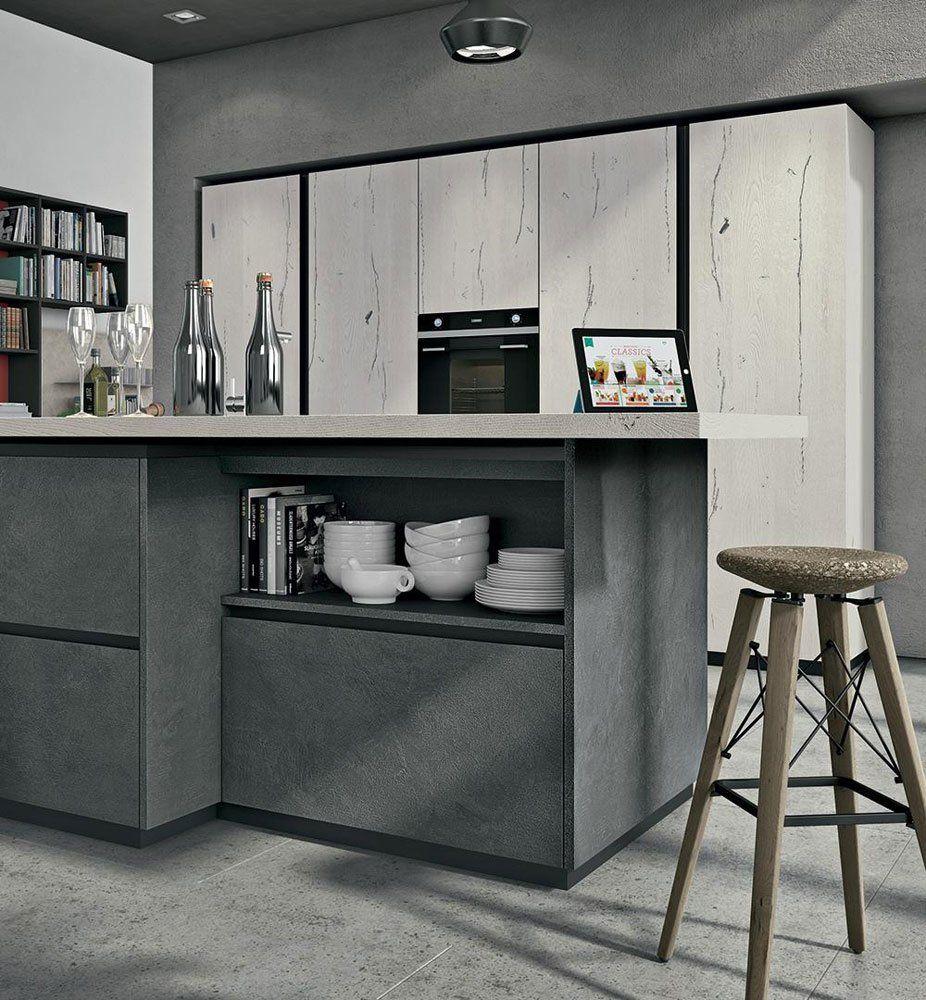Cucina Oltre Neck Da Lube Cucine Designbest