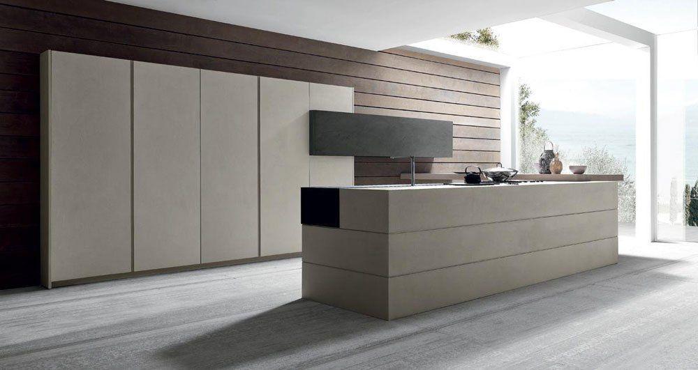 Cucina Twenty Resina da Modulnova | Designbest