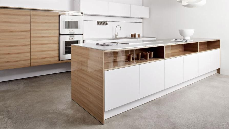 eggersmann k chenm bel k che modern edelstahl ulme designbest. Black Bedroom Furniture Sets. Home Design Ideas