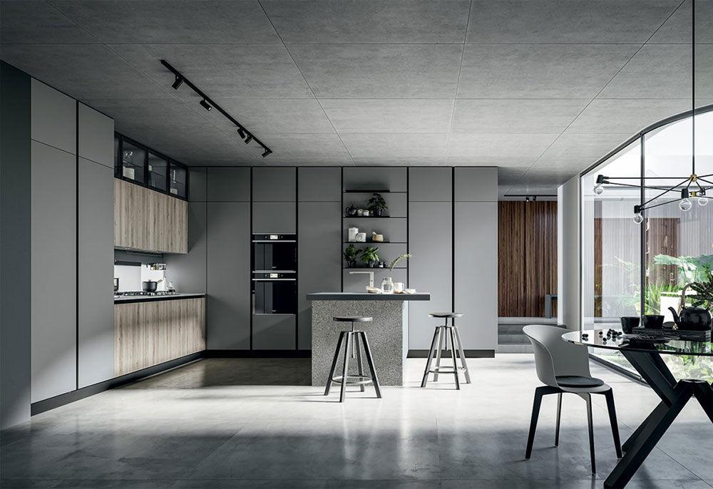 Cucina Round da Arredo 3 | Designbest