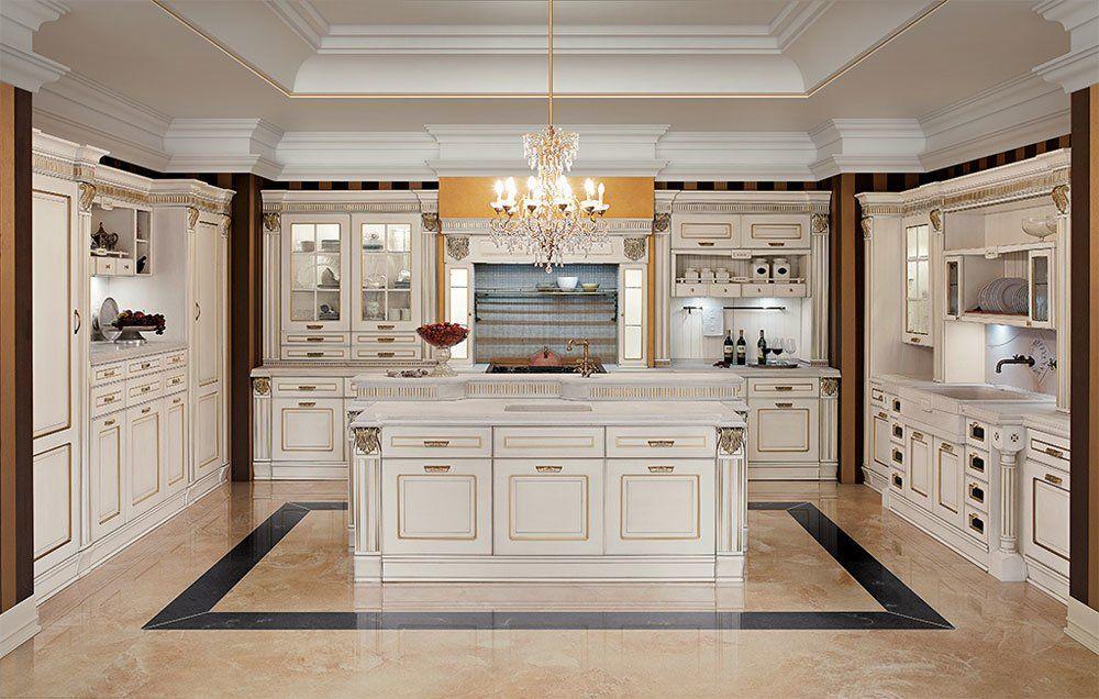 Cucina Imperial [A] da ARAN Cucine   Designbest